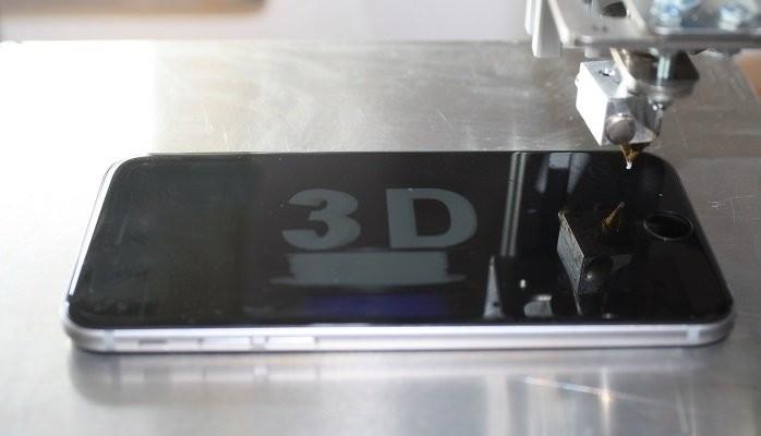 3D-Druck Smartphone