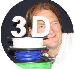 3D-Druck im Kulturzentrum