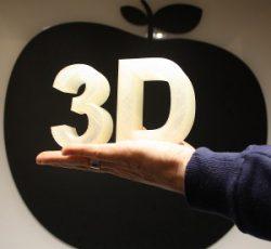 3D-Druck zum Anfassen